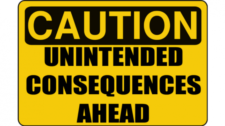 The Law of Unintended Consequences & Insurance
