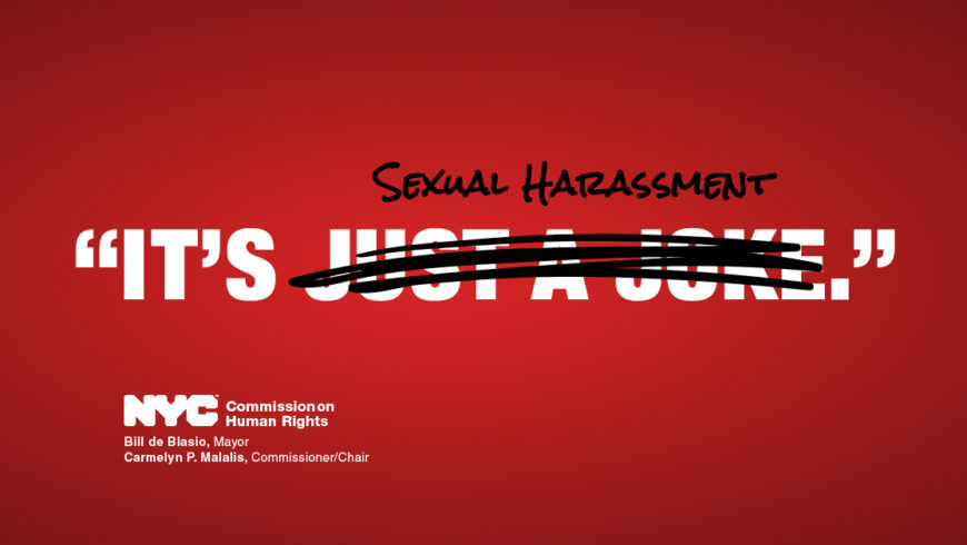 Sexual Harassment Law.  Is your Business Ready?
