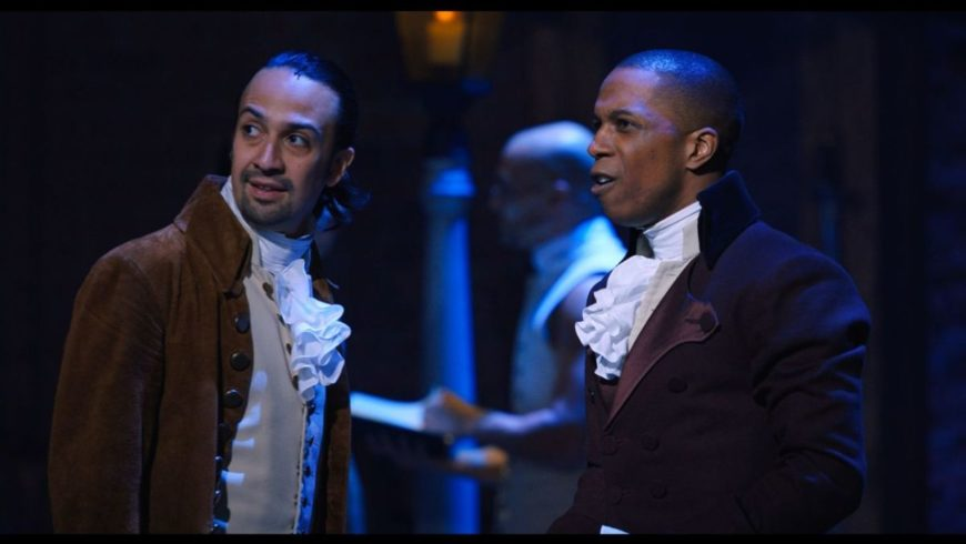 Hamilton, Jay & Madison: Checks + Balances