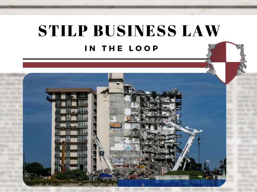 What Would Have Been Disclosed if the Miami Collapsed Condo Had Occurred In Illinois?