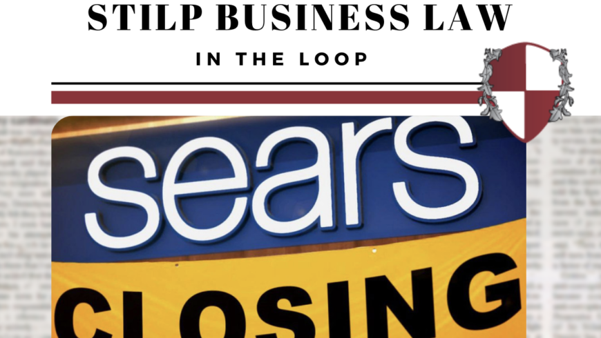 Seven Decades Of Self-Destruction: A Parallel Between Sears And Trial Lawyers